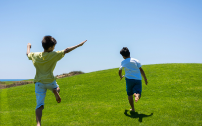 Why you should plan downtime for your kids this Summer