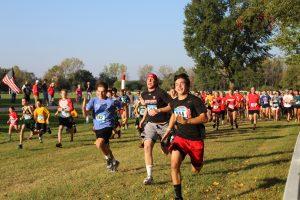 2017 I Support Community 5K Run Walk Start