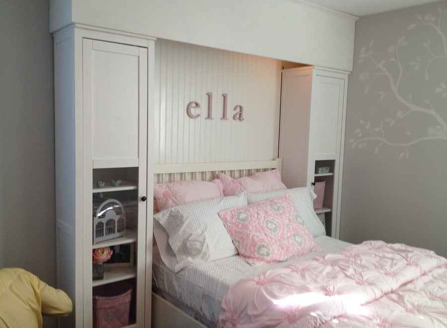 Ella's Room Makeover