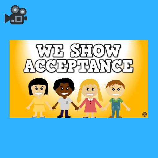 We Show Acceptance Song